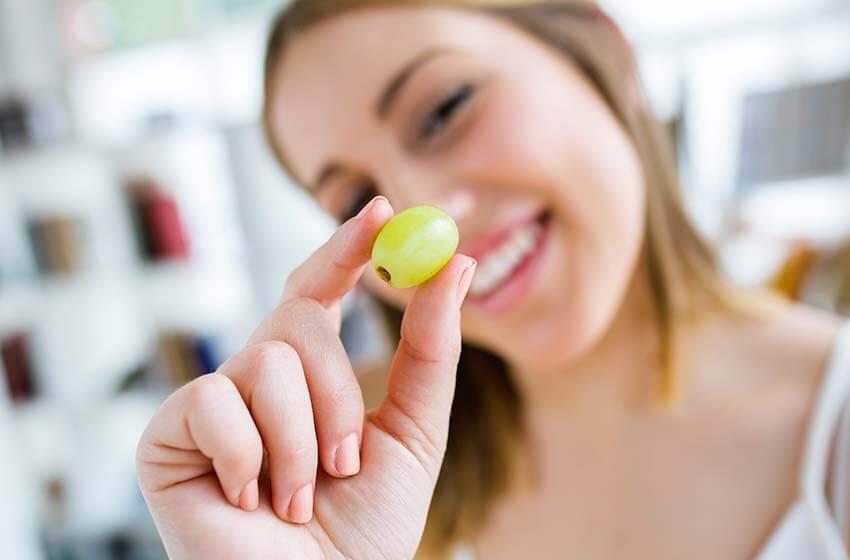 alimentos que beneficiam o corpo da mulher
